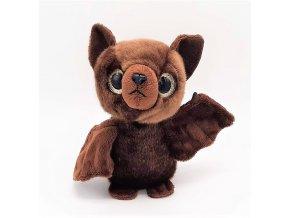 Plyšový netopýr 18 cm - plyšové hračky