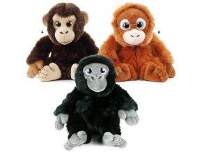 Plyšová opice 25 cm - plyšové hračky