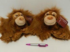 Plyšový orangutan 25 cm - plyšové hračky