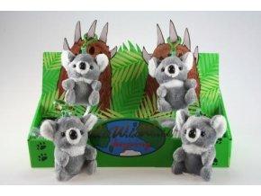 Plyšová koala - klíčenka 16 cm - plyšové hračky