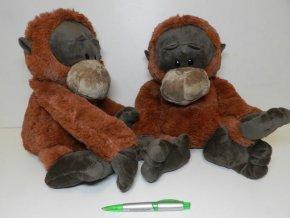 Plyšový orangutan 45 cm - plyšové hračky