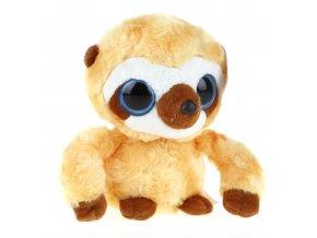 Plyšová Yoo Hoo opička 15 cm - plyšové hračky