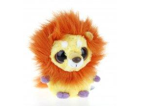 Plyšový lev Yoo Hoo 15 cm - plyšové hračky
