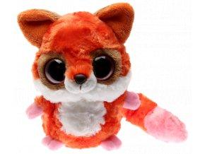 Plyšová liška Yoo Hoo 15 cm - plyšové hračky