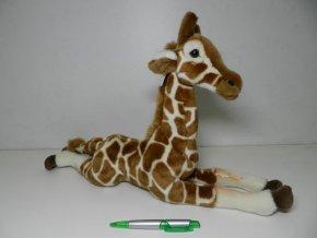 Plyšová žirafa 51 cm - plyšové hračky