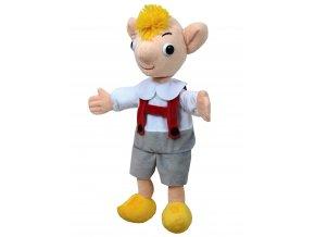 Plyšový Hurvínek 30cm, mluvící maňásek - plyšové hračky