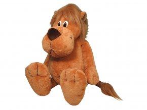Plyšový lev Áda 100cm - plyšové hračky
