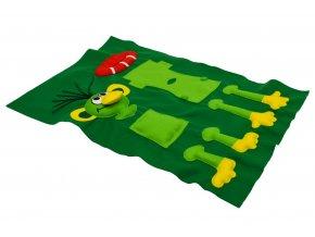 Rákosníček 30 cm vystřihovací - plyšové hračky