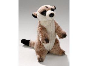 Plyšová surikata 15 cm - plyšové hračky