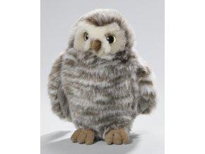 Plyšová sova 20 cm - plyšové hračky
