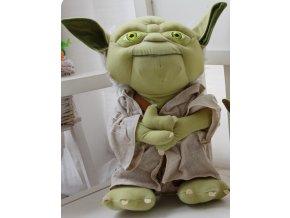 Plyšový Yoda 35 cm - plyšové hračky