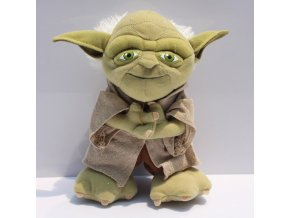 Plyšový Yoda 20 cm - plyšové hračky