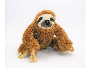 Plyšový lenochod 17 cm - plyšové hračky