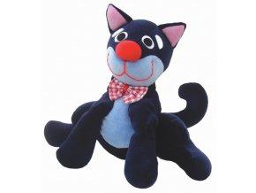 Maňásek kočka 25 cm