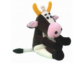 Maňásek kravička 25 cm