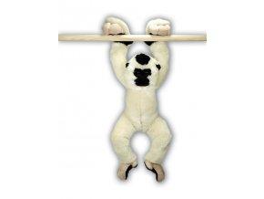Plyšový gibon závěsný 32 cm - plyšové hračky