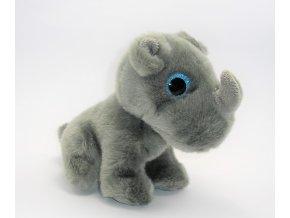 Plyšový nosorožec 20 cm - plyšové hračky