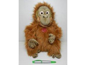 Plyšový orangutan 37 cm - plyšové hračky