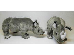 Plyšový nosorožec 35 cm - plyšové hračky