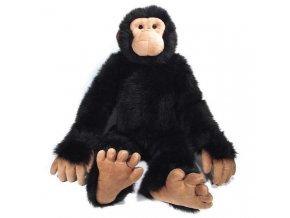 Plyšový šimpanz 100 cm - plyšové hračky