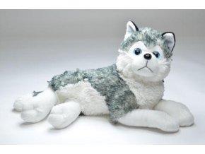 Plyšový Husky 30 cm - plyšové hračky