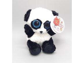 Plyšová panda 15 cm - plyšové hračky
