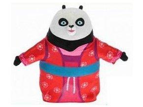 Plyšová panda Mei Mei v kimonu 27 cm - plyšové hračky