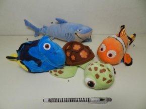 Plyšáci z Hledá se Nemo 20 cm - plyšové hračky