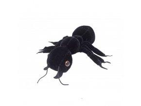 Plyšový mravenec černý - plyšové hračky