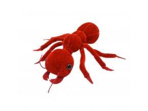 Plyšový mravenec červený - plyšové hračky