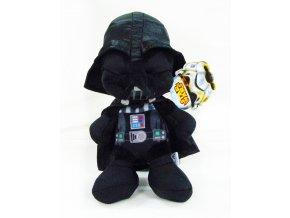 Plyšový Darth Vader 17 cm - plyšové hračky