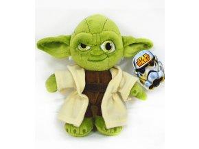 Plyšový Yoda 17 cm - plyšové hračky