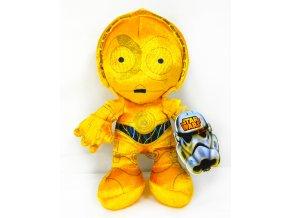 Plyšový C-3PO 17 cm - plyšové hračky