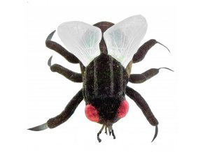 Plyšová moucha 15cm - plyšové hračky