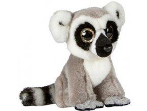 Plyšový lemur 25 cm - plyšové hračky