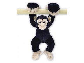 Plyšový šimpanz mládě 28 cm - plyšové hračky