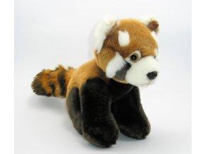 Plyšová panda červená 23 cm - plyšové hračky