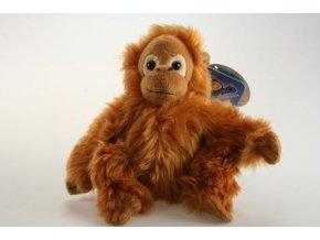 Plyšový orangutan 22 cm - plyšové hračky