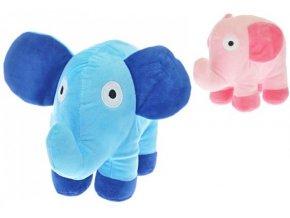 Plyšový slon 23 cm - plyšové hračky