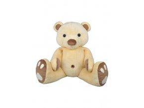 Plyšový medvěd Pupík 120 cm - plyšové hračky