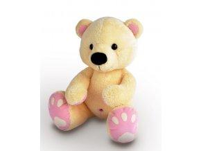 Plyšový medvěd Pupík 60 cm - plyšové hračky
