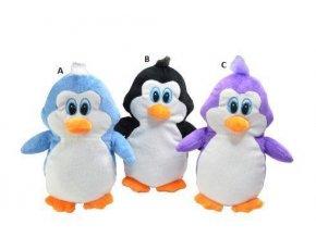 Plyšový tučňák 15 cm - plyšové hračky