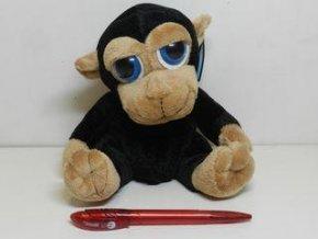 Plyšová opice 15 cm - plyšové hračky