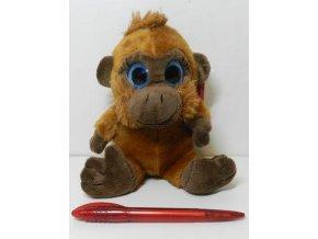 Plyšový orangutan 17 cm - plyšové hračky