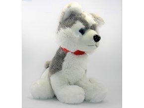 Plyšový Husky 26 cm - plyšové hračky