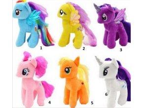 Plyšový My Little Pony 20 cm - plyšové hračky