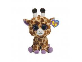 Beanie Boos Ty žirafa 15 cm - plyšové hračky