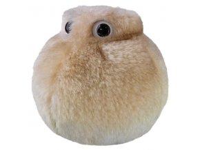 Plyšová tuková buňka 10 cm - plyšové hračky