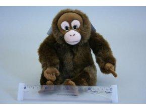 Plyšový orangutan 18 cm - plyšové hračky