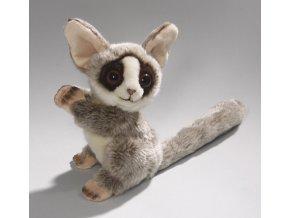 Plyšová Komba ušatá 18 cm - plyšové hračky